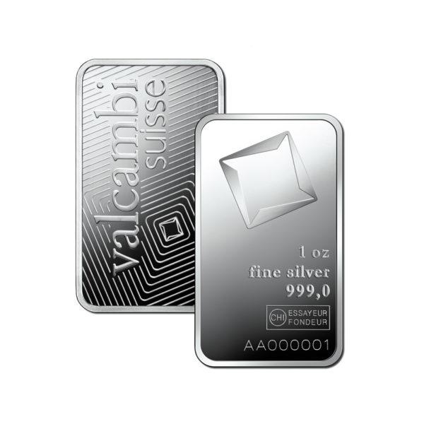 Valcambi 1oz srebro