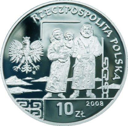 2008_bronislaw_pilsudski_srebrna_moneta_10zl_awers
