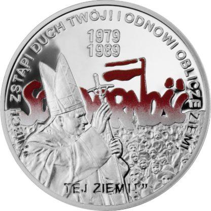 2009_wybory_4_czerwca_1989_srebrna_moneta_10zl_rewers