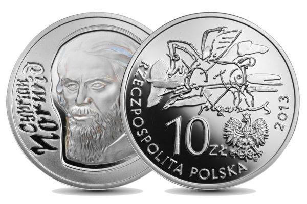 2013_norwid_srebrna_moneta_10zl_AR