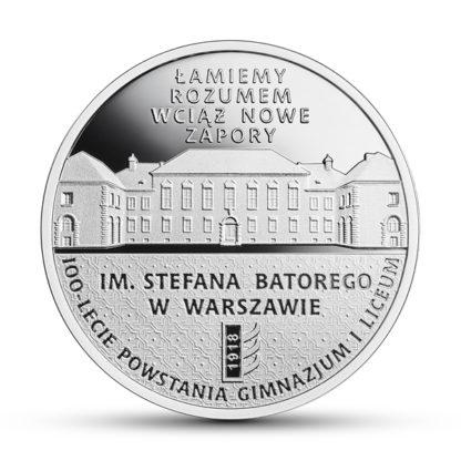 2018_liceum_batory_srebrna_moneta_10zl_R