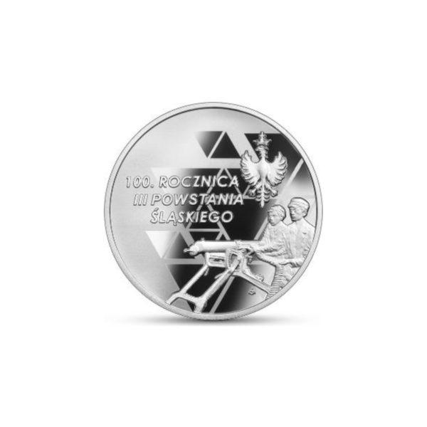 10-zl-100-rocznica-iii-powstania-slaskiego-rewers