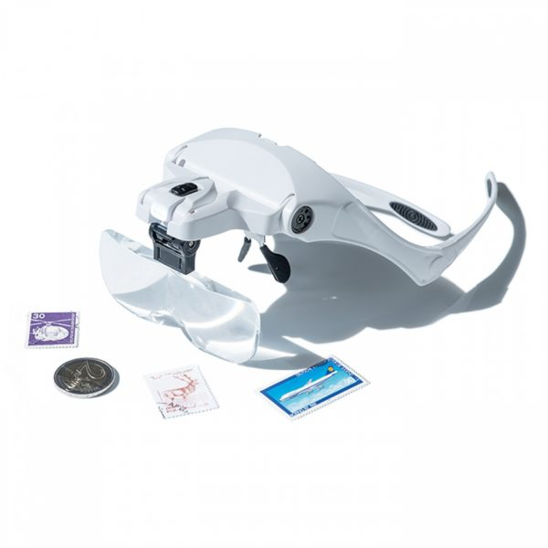 magnifier-glasses-take-5-5-different-clip-on-magnigier-1x-1-5x-2x-2-5x-3-5x