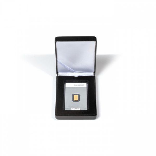 nobile-etui-for-1-embossed-gold-bar-in-blister-packaging-upright-format-black