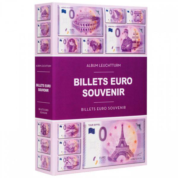 Album na banknoty 0 Euro 420 Leuchtturm - GoldBroker.pl