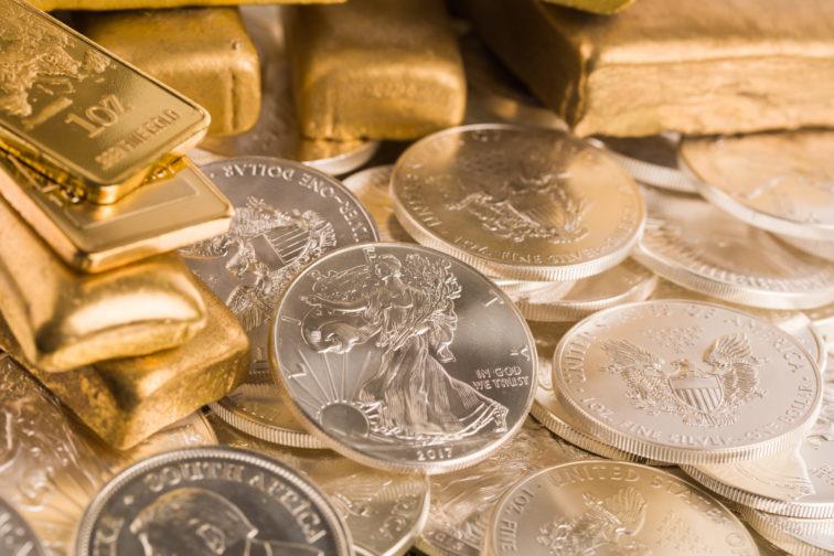 Złoto inwestycyjne - sztabki złota i monety bulionowe -GoldBroker.pl